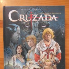 Cómics: CRUZADA - INTEGRAL CICLO I - DUFAUX / XAVIER - PONENT MON - TAPA DURA (IT). Lote 194586953