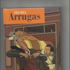 Cómics: ARRUGAS-EDICIONES ASTIBERRI-AÑO 2008-COLOR-TAPA DURA-AUTOR : PACO ROCA-. Lote 194606973