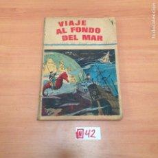 Cómics: VIAJE AL FONDO DEL MAR. Lote 194636937