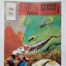 Cómics: 2000 AD PRESENTA FLESH.CUATRO NÚMEROS.. Lote 194637408