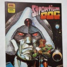Cómics: STRONIUM DOG. RETAPADO CON LOS NÚMEROS 1-2-3-4.. Lote 194638987