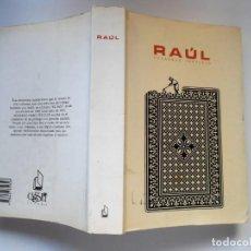 Cómics: RAÚL, CUADERNO PERPLEJO. 300 ILUSTRACIONES DE EL PAÍS (1986-1992). PRÓLOGO DE EDUARDO HARO TECGLEN. Lote 194640227