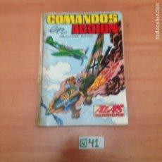 Cómics: COMANDOS. Lote 194640975