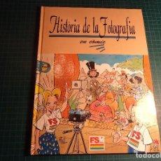 Cómics: HISTORIA DE LA FOTOGRAFIA EN COMIC. FOTO SISTEMA. EN CATALAN. (M-4). Lote 194647977