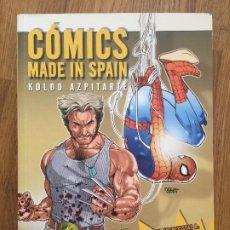 Cómics: COMICS MADE IN SPAIN - KOLDO AZPITARTE - DOLMEN - 286 PAGINAS - GCH1. Lote 194661693