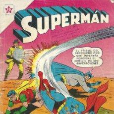Cómics: SUPERMAN. ER/NOVARO 1952. Nº 234 (13 ABRIL 1960). Lote 194683717
