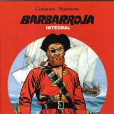 Cómics: BARBARROJA INTEGRAL. 1. EL DEMONIO DEL CARIBE. CHARLIER HUBINON. PONENT MON, 2013. Lote 194686928