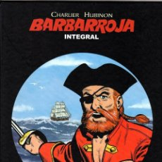 Cómics: BARBARROJA INTEGRAL. 2. EL CAPITAN SIN NOMBRE. CHARLIER HUBINON. PONENT MON, 2013. Lote 194687083