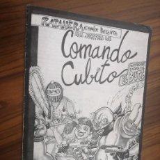 Cómics: COMANDO CUBITO. EL BUTE. RATANERA. GRAPA. BUEN ESTADO. . Lote 194691647