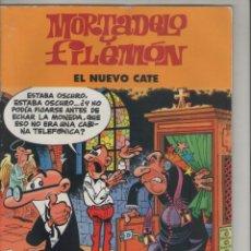 Cómics: MORTADELO Y FILEMÓN-E.D. EL PERIODICO-AÑO 2001-COLOR-CARTON-EL NUEVO CATE. Lote 194702175