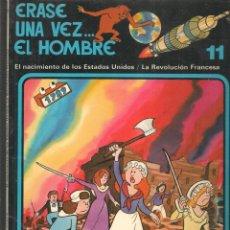 Cómics: ERASE UNA VEZ EL HOMBRE. Nº 11. EDICIONES JUNIOR IGRIJALBO. (ST/MG/BL4). Lote 194703421
