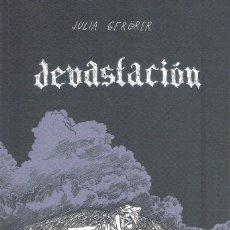 Cómics: DEVASTACION , JULIA GFRÖRER. Lote 194711762
