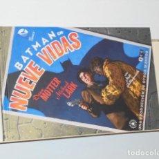 Cómics: BATMAN EN NUEVE VIDAS DC COMICS OTROS MUNDOS - ECC. Lote 194713256