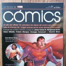 Cómics: REVISTA ECC COMICS Nº 13. Lote 194713832