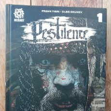 Cómics: PESTILENCE Nº 1 COMIC FRANK IERI - OLEG OKUNEV. Lote 194714198