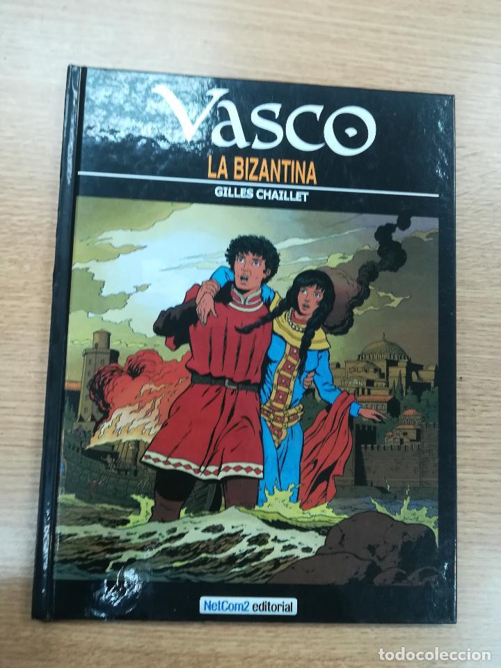 VASCO #3 LA BIZANTINA (NETCOM2) (Tebeos y Comics - Comics otras Editoriales Actuales)