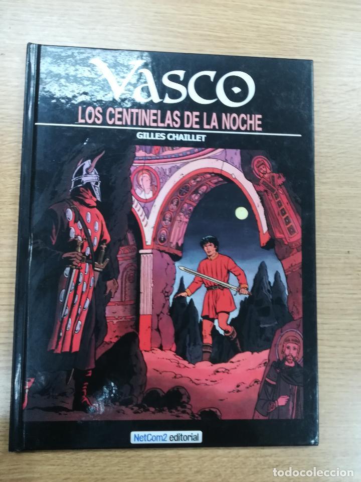 VASCO #4 LOS CENTINELAS DE LA NOCHE (NETCOM2) (Tebeos y Comics - Comics otras Editoriales Actuales)
