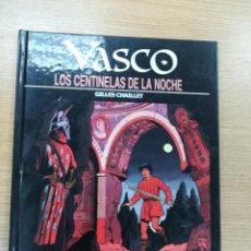 Cómics: VASCO #4 LOS CENTINELAS DE LA NOCHE (NETCOM2). Lote 194728603