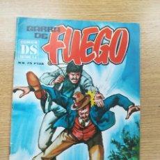 Cómics: GARRA DE FUEGO #8 (COMICS DS). Lote 194728612