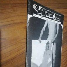 Cómics: EL ERIZO ABIERTO 3. REVISTA ERÓTICA Y DEMÁS ZARANDAJAS. GRAPA. BUEN ESTADO. DIFICIL DE CONSEGUIR. Lote 194740192