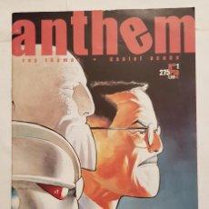 Cómics: ANTHEM (DUDE COMICS) - NUMERO UNICO - 2000. Lote 194748100
