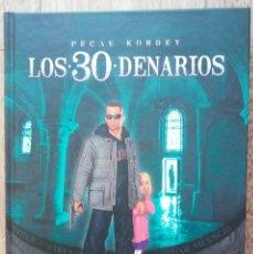 Cómics: LOS 30 DENARIOS -PECAU KORDEY - ECC COMIC. Lote 194750321