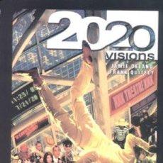 Cómics: 2020 VISIONS COMPLETA 4 Nº. RECERCA EDITORIAL. Lote 194754871