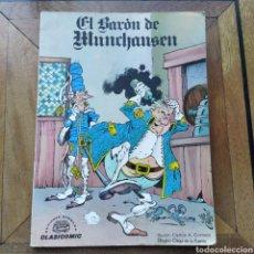 Cómics: EL BARÓN DE MUNCHAUSEN N4 BUENA CLASICOMIC. Lote 194760683