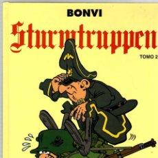 Cómics: BONVI. STURMTRUPPEN. TOMO 2. NUEVAS FRONTERAS DEL ARTE. 2008. Lote 194769140