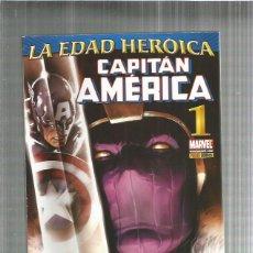 Cómics: CAPITAN AMERICA 1. Lote 194780431