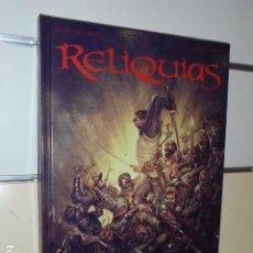 Cómics: RELIQUIAS KOLDO AZPITARTE Y ANGEL UNZUETA - EVOLUTION COMICS - OFERTA (ANTES 16€). Lote 194885005