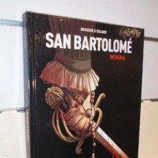 Cómics: SAN BARTOLOME INTEGRAL - PONENT MON - OFERTA (ANTES 34€). Lote 194885932