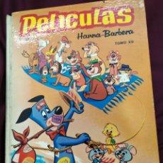 Cómics: LIBRO, PELÍCULAS HANNA BARBERÁ. TOMO XII.. Lote 194888212