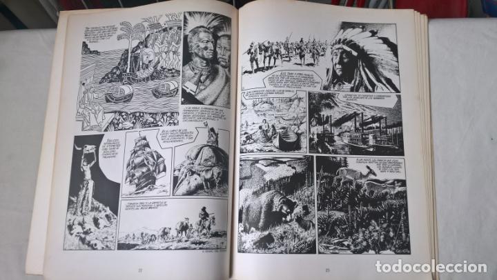 Cómics: COMIC: DOS HISTORIAS DEL OESTE- COLECCION-TUMI - ISAAC DE RIVERO - Foto 2 - 194891552