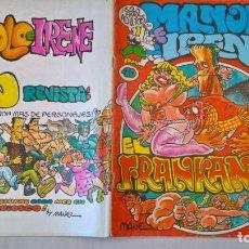 Cómics: COMIC: MANOLO E IRENE Nº 40. Lote 194897197