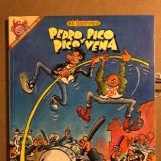 """Cómics: PEDRO PICO Y PICO VENA """"NOVENTA CONTRA DOS"""". PENDONES DEL HUMOR N° 81.. Lote 194903365"""