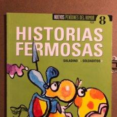 Cómics: HISTORIAS FERMOSAS (SALDINO 1 - SOLDADITOS 0). FER. PENDONES DEL HUMOR N° 8.. Lote 194903447