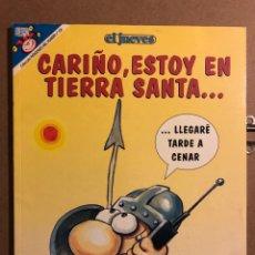Cómics: CARIÑO ESTOY EN TIERRA SANTA. FER. PENDONES DEL HUMOR N° 124.. Lote 194903520