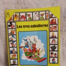 Cómics: LOS TRES CABALLEROS. MARAVILLAS DISNEY. EVEREST. Lote 194915375