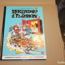 Cómics: MORTADELO Y FILEMÓN , EDICIÓN COLECCIONISTA Nº 1, TAPA DURA EDITORIAL SALVAT. Lote 194942762