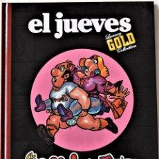 Cómics: EL JUEVES - EL MANOLO Y LA IRENE - EDICIONES EL JUEVES - AÑO 2008 - TAPA BLANDA. Lote 194956323