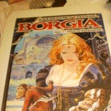 Cómics: BORGIA. TOME II. MACHT EN BLOEDSCHANDE. JODOROWSKY + MANARA. SEFAM 2006 COLOR TAPA DURA (HOLANDÉS). Lote 194958012