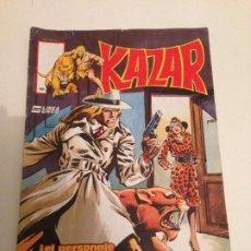 Cómics: KAZAR Nº 10 POR BRUCE JONES Y RON FRENZ VAL MAYERIK VERTICE LINEA SURCO. Lote 194969917