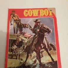 Cómics: COWBOY PUBLICACIÓN PARA JÓVENES N° 10. URSUS EDICIONES 1978. Lote 194970095