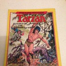 Cómics: TARZAN EL BARCO DE LOS DIOSES GRAN ÁBUM ANIVERSARIO HITPRESS BROCAL REMOHI. Lote 194970246
