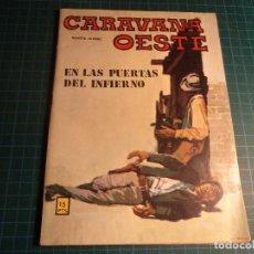 Cómics: CARAVANA OESTE. Nº 114. VILMAR. (E-32). Lote 194977533