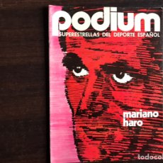Cómics: MARIANO HARO. PÓDIUM. Lote 194981347
