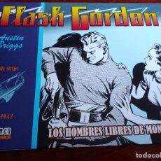 Cómics: FLASH GORDON - AUSTIN BRIGGS - DIARIAS 1940-1942 DOLMEN 2017. Lote 194966212