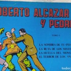 Cómics: TOMO 5 - ROBERTO ALCAZAR Y PEDRÍN. Lote 194982587