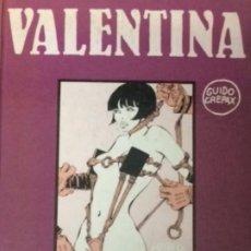 Cómics: VALENTINA , GUIDO CREPAX. Lote 194993946